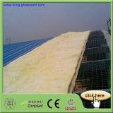 Изготовление изоляции стеклянной ваты в Китае