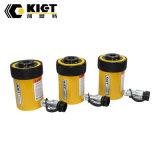 Cylindre de piston creux à simple effet de cylindre hydraulique
