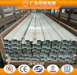 6063 perfis de alumínio da extrusão para o indicador de deslizamento