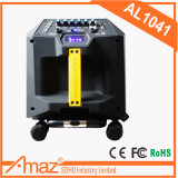 Altoparlante senza fili Al1041 di Bluetooth del carrello di disegno di modo con la rotella universale Temeisheng