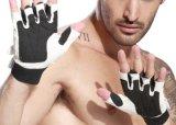Половинные перчатки пригодности крышки для гимнастики