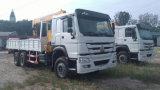 Grue montée par camion de charron de Sinotruk HOWO 6X4 10 avec la qualité