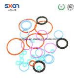 2017 Custom плоские силиконовые уплотнительные кольца