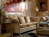 Прожитие Room&#160 золотистого цвета 0016 классическое роскошное; Sofa