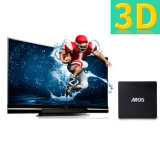 KastenAndroid 7.1 Fernsehapparat-M95 Amlogic Rk3229 Vierradantriebwagen-Kern 64bit 2GB Support 4K HD DES RAM-16GB ROM-2.4GHz WiFi