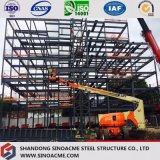 Piattaforma pesante della costruzione della struttura d'acciaio di alto aumento