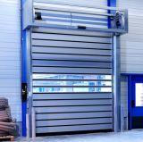 Aluminiumprofil Isolierhochgeschwindigkeitsrollen-Blendenverschluss-Tür (Hz-FC070)