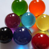 Dsjuggling 105mm acrílico rojo Magic Ball Bola Malabares de contacto
