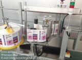 Máquina de etiquetas da etiqueta do cilindro da etiqueta da goma automática única para
