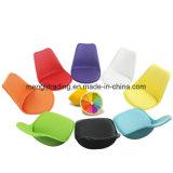 Colorido moderno diseño italiano de réplicas de Plástico PP Silla de Comedor en venta
