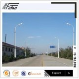 calle al aire libre poste ligero de los 9m 10m el 12m para la iluminación cuadrada