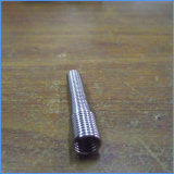 Stahl CNC-mechanischer Teil-Endstöpsel Soem-#20