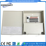 Коробка распределения силы 9 каналов для DC 5A камер слежения 12V (12VDC5A9PN)
