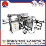 Het halfautomatische 220V Kussen die van het Leer Machine behandelen