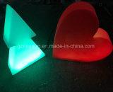 نجم/حالة حبّ شكل ضوء بلاستيكيّة مع [روتأيشنل مولدينغ] صاحب مصنع ([سّ-2])