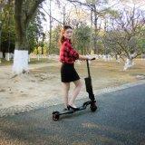 高品質の安全大人の熱い販売のための電気スクーター2の車輪のFoldable蹴りSccoter