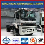 HoofdVrachtwagen van de Tractor van het Type van Isuzu 4X2 de Drijf