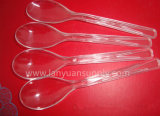 PP/PS Wegwerfplastiknahrungsmittelsuppe-Würze-Löffel (LY-H004)