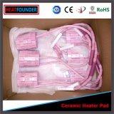適用範囲が広い暖房ケーブルの高いアルミナの陶磁器の適用範囲が広いパッド