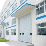 Industrielle thermische obenliegende Schnittisoliertür für Lager-Garage-Tür