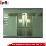 Puerta deslizante rápida de la puerta de aluminio de alta velocidad interior