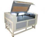 Máquina de estaca rápida do laser da precisão para a borracha
