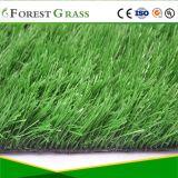 L'herbe verte de synthèse pour le football de terrains de jeux (SE)