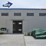 Gruppo di lavoro prefabbricato moderno del blocco per grafici della fabbrica della costruzione della tettoia della struttura d'acciaio di basso costo