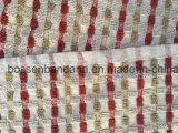 OEMの農産物のカスタム赤は綿のテリーのふきんの台所タオルを点検する