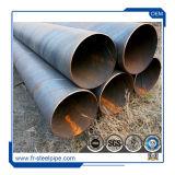 Gi труба бесшовная труба размеры мм дюйм/цинковым покрытием трубы квадратного сечения/углеродистой стали SSAW трубопровода