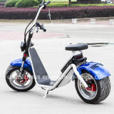 2018 Nova Roda de liga de alumínio Motorycle Scooter eléctrico com remover a bateria