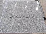 La tuile gris-clair de granit de G603 Polished la meilleur marché Seasame pour l'étage