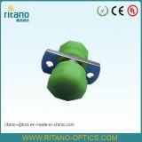 De Optische Adapter van de vezel voor Adapter van de Optische Kabel FC de Vierkante Stevige Metail