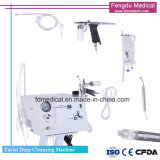 Oxy Megastation sistema Dispositivo Jetpeel facial de oxígeno