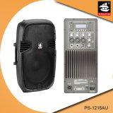 15 Zoll 200W USB-statischer AbleiterFM PlastikActive PA-Lautsprecher PS-1215AU