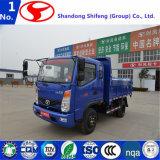 Vrachtwagen van de Kipwagen van China de Populaire Lichte met Laagste Prijs
