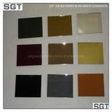 각종 명확하거나 매우 명확하거나 청동색 또는 녹색 파랑 또는 회색 백색 플로트 유리
