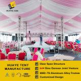 1, 500 Leute-Hochzeits-Zelt mit Nizza Deckenverkleidung-Dekoration (P3 HAF)