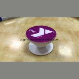 Aduana 360 grados que giran el sostenedor del soporte del anillo de la mano del teléfono móvil