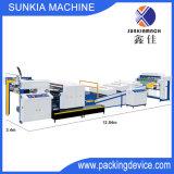 Máquina ULTRAVIOLETA del barniz del punto automático con el secador y el secador ULTRAVIOLETA (XJU-1620) del IR