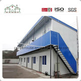 Factory Customized Well Decoration Modular Prefab Building as Office/Workshop/Camp/Living House