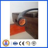높은 유연한 PVC 외부 칼집 4X10mm 호이스트 조종 케이블