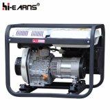 Type de bâti ouvert refroidi à l'air générateur diesel de cylindre simple (DG2500)