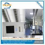 La ligne de production de transport de l'hôpital un levage vertical système de convoyeur