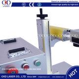 Laser-Stich-System der Faser-20W für Markierungs-Firmenzeichen auf Tasten-Batterie
