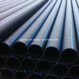 Dn 125mm 물 공급 (찬 온수)를 위한 SDR17 고품질 HDPE 관