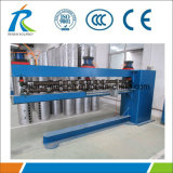 避難させた管の太陽給湯装置の生産のための内部タンク腱の圧延機