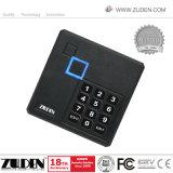 Controle de Acesso RFID cartão de identificação com o número de identificação de impressão