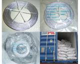 6*36WS+FC Ungalvanized Cable Metálico de acero para la minería