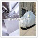 silberner überzogener Taft des Polyester-170t für Deckel/Futter